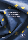 Seven-proposals-for-improvement-of-EU-legislation-omslag