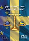 Starkt-konkurrenskraft-genom-ett-effektivare-genomforande-och-tillampning-av-EU-lagstiftning-omslag